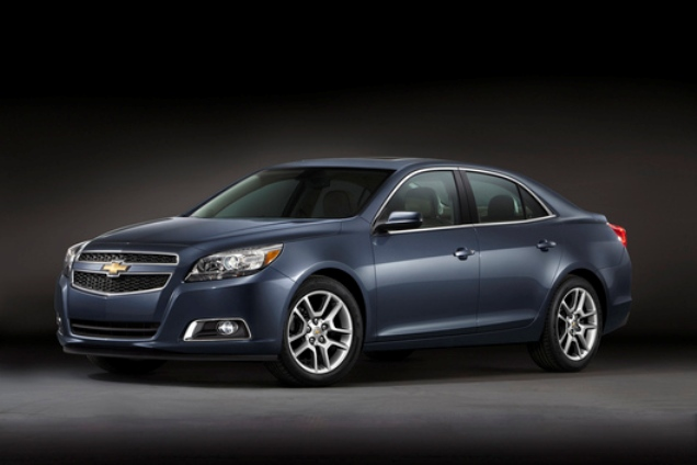 Best family sedan is the Chevy Malibu